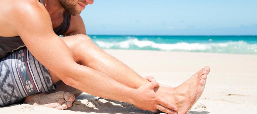O que causa formigamento nas pernas?