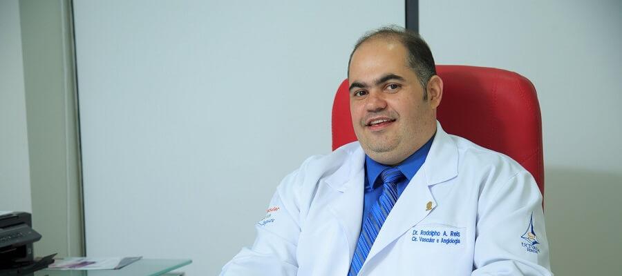 Entrevista do Dr. Rodolpho Reis à Rádio CBN de Brasília