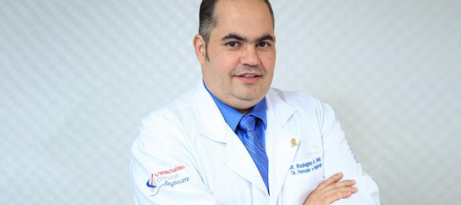 Dr. Rodolpho Reis responde dúvidas mais comuns sobre varizes