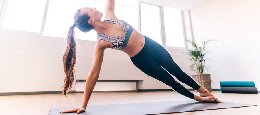Dicas para manter a saúde fazendo exercícios em casa